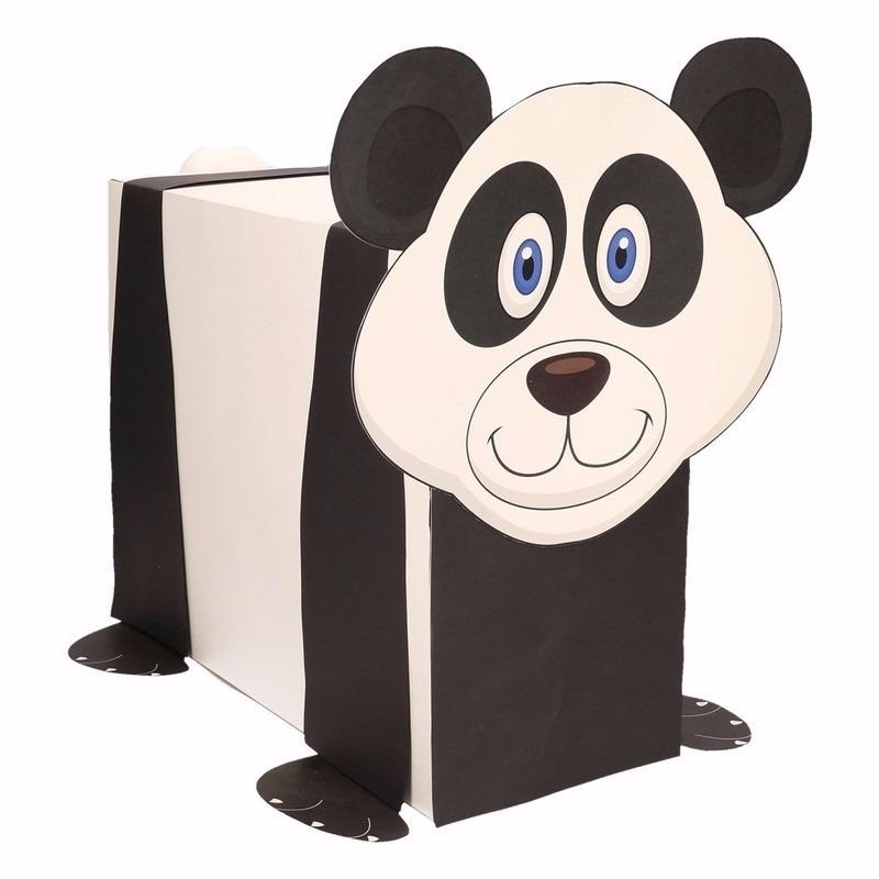 Sinterklaas Surprise Panda Diy Pakket Fun En Feest