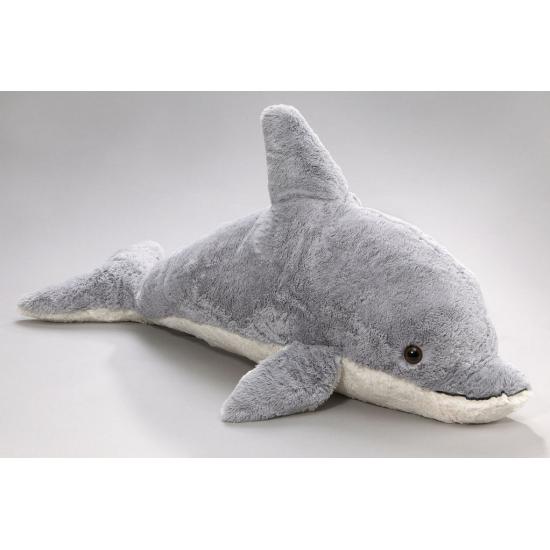 Pluche dolfijn knuffel dier 78 cm