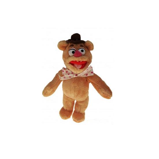 Pluche muppet knuffels Fozzie Multi