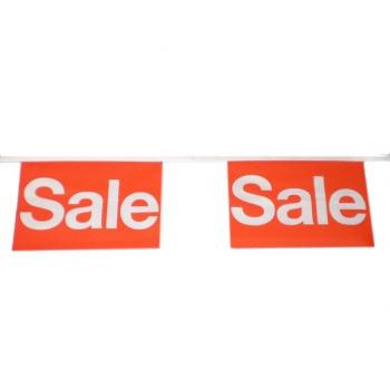 Polyester vlaggenlijn Sale 9 meter