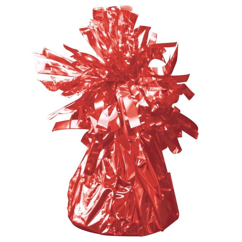 Rode ballon gewicht 170 gram