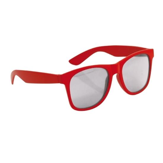 4fdaecf3a8eaf6 Rode kinder feest en zonnebril wayfarer