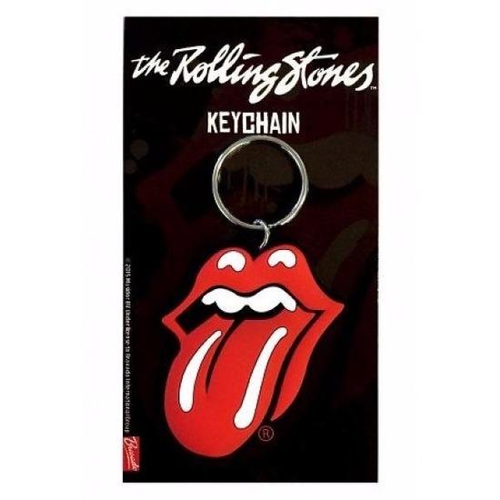 Rolling Stones fan sleutelhangers van rubber
