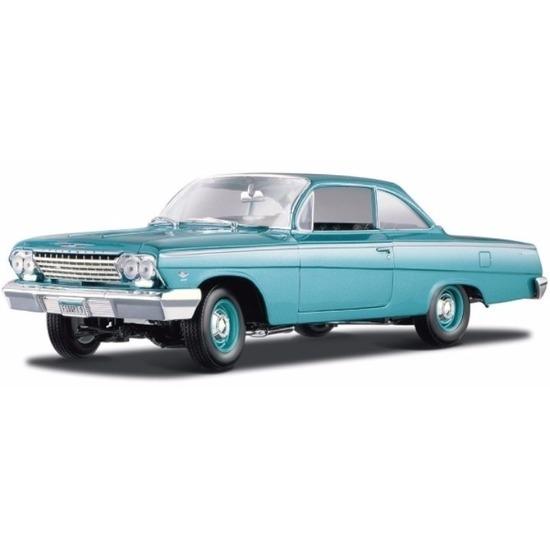 Schaalmodel Chevrolet Bel Air 1962 1:18