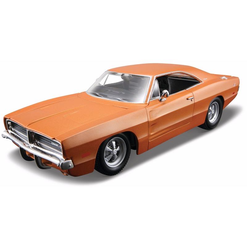 Schaalmodel Dodge Charger R/T 1969 1:18