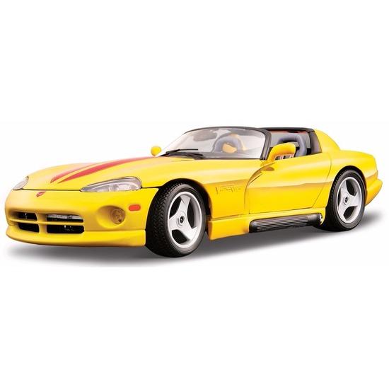 Schaalmodel Dodge Viper RT/10 1:18