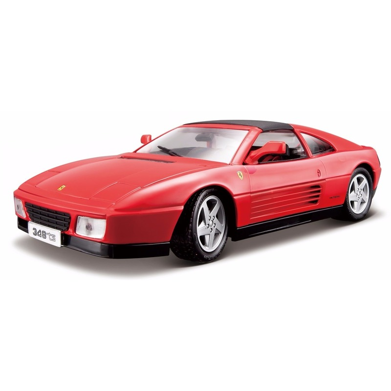 Schaalmodel Ferrari 348 TS 1:18