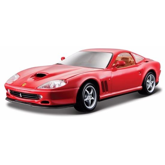 Schaalmodel Ferrari 550 Maranello 1:24