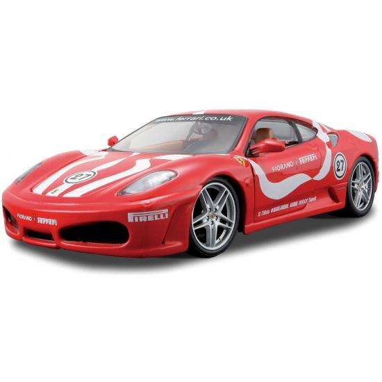 Schaalmodel Ferrari F430 Fiorano 1:24