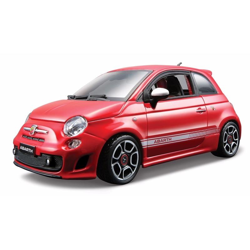 Schaalmodel Fiat 500 Abarth 1:24