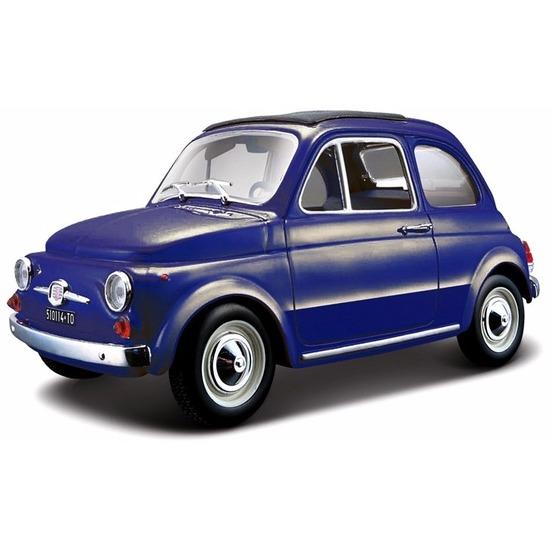 Schaalmodel Fiat 500 F 1965 1:24