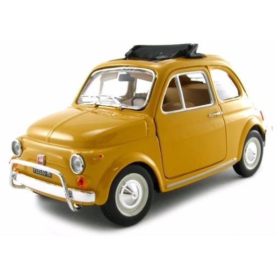 Schaalmodel Fiat 500 L 1968 1:24