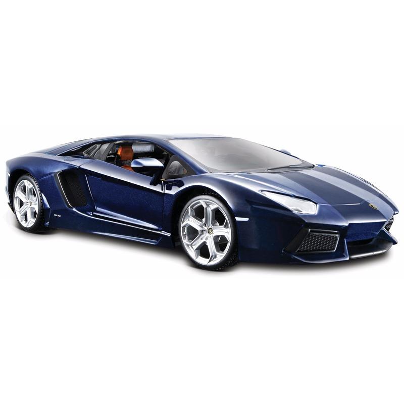 Schaalmodel Lamborghini Aventador 1:24