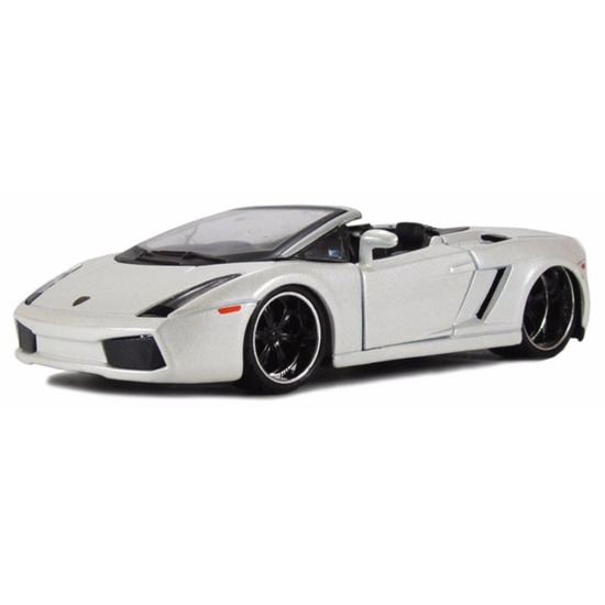 Schaalmodel Lamborghini Gallardo cabrio 1:32