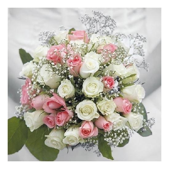 Servetten bloemen thema 3-laags 40 stuks Multi