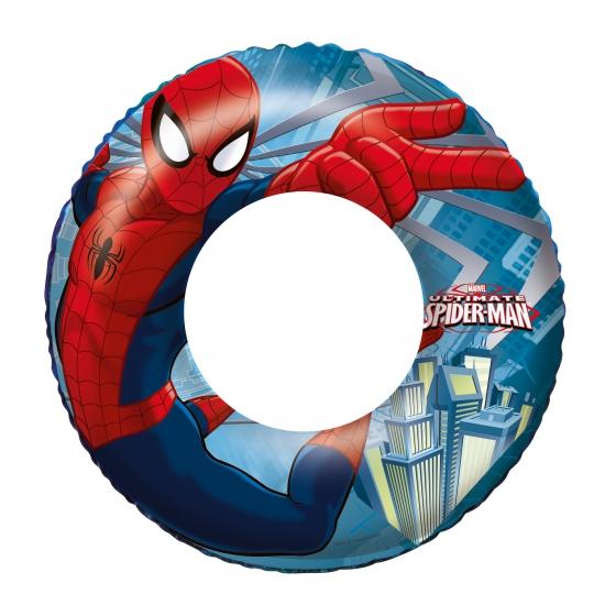 Spiderman zwemring 56 cm