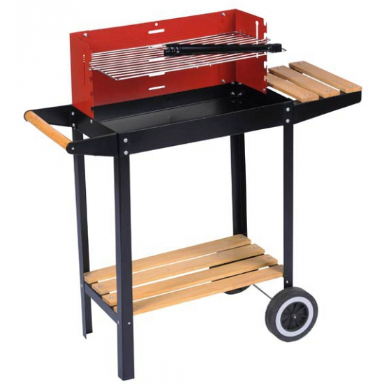 Stalen barbecues 83 cm