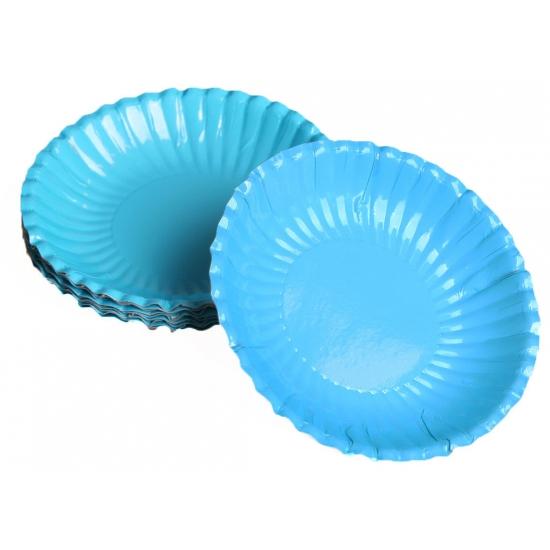 Turquoise snack schaaltjes 16 cm fun en feest - Blauwe turquoise decoratie ...