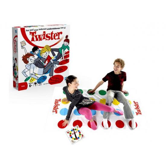 Twister spelletjes Multi