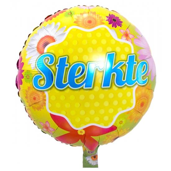 Veel sterkte folie ballonnen Multi