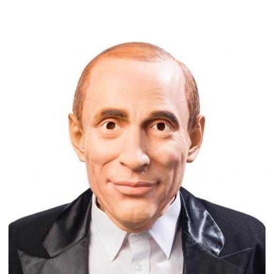 Verkleed masker Poetin Multi