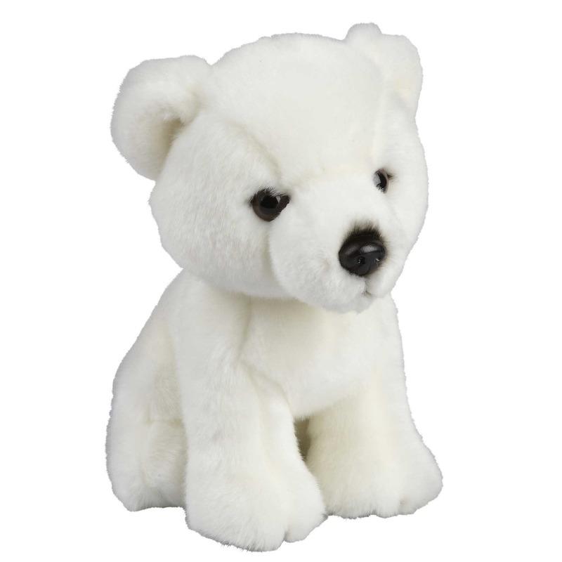 80a9a0add7968a Witte ijsberen knuffels 18 cm knuffeldieren Wi € 12.95. Bij:  fun-en-feest.nl. Pluche beren ...