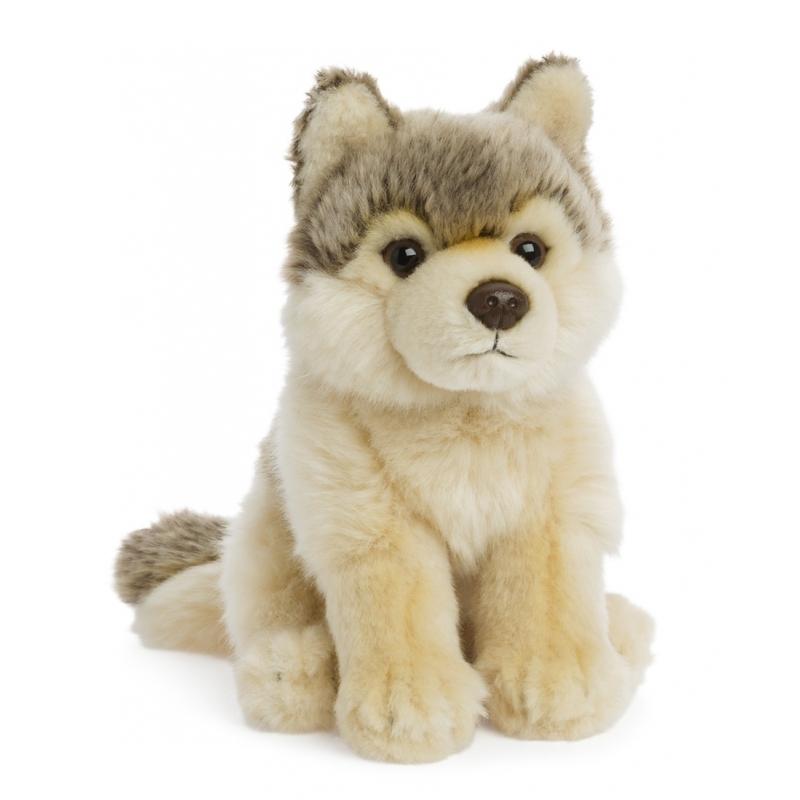 Wolf floppy pluche 15 cm WNF