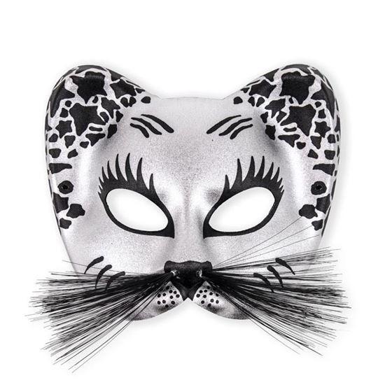 katten masker carnaval