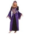 1001 nacht Arabische paarse jurk M Paars