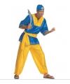 1001 nacht kostuum voor heren L Multi