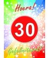 30 jaar verjaardag poster