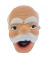 Plastic abraham masker