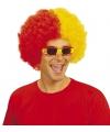 Rood / geel afropruiken