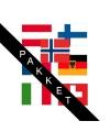 Apres ski thema stickers