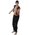 Arabieren sultan kostuums voor mannen M/L Zwart