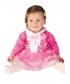 Baby prinsessenjurk roze 12-24 maanden Roze