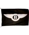 Bentley vlag zwart 150 x 90 cm