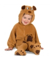 Zacht baby beren pakje