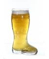 Bierglas in de vorm van een laars