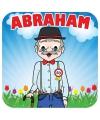 Abraham bierviltjes