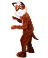 Bruin vossen kostuum S Bruin