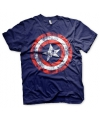 Merchandise Captain America shirt heren