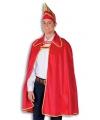 Carnavals kostuum prins Carnaval One size Multi