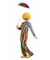 Clown tuinbroek 52-54 (L/XL) Multi
