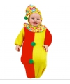 Clowntjes trappelzak voor baby One size Multi