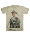 Merchandise Dallas khaki shirt heren