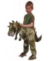 Dino kostuum voor kinderen