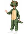 Dinosaurus kostuums voor kids 104 Groen