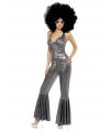 Disco jumpsuit voor dames