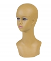 Display hoofd halfbloed dame 40 cm